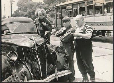 three stooges car 2